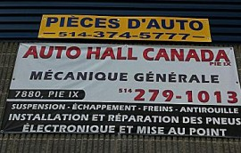 Garage m canique montr al ouvert 7 7 auto hall canada for Garage automobile ouvert