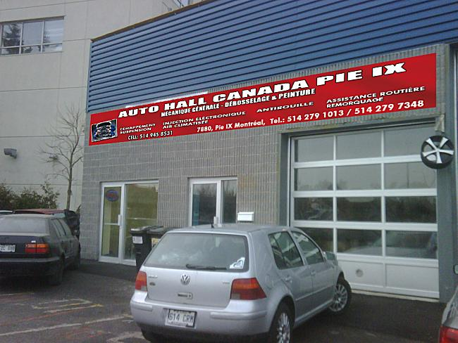 Garage, atelier mécanique générale pour les voitures américaines et importées. Qualifié dans toutes les spécialités telles: climatisation