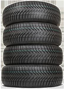 Services des pneus à Montréal