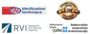 Verification mécanique et inspection mécanique à Montreal